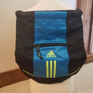 adidas draw string back pack